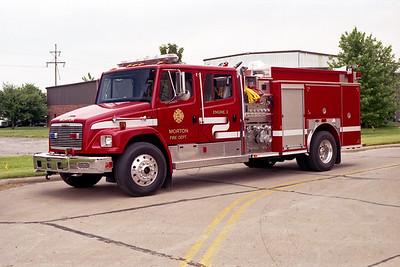 MORTON FD  ENGINE 2  1997  FREIGHTLINER FL80 - E-ONE   1250-750    #16409
