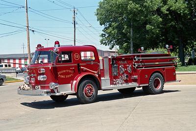 MORTON FD  ENGINE 12  1966  ALFCO 900   1000-500
