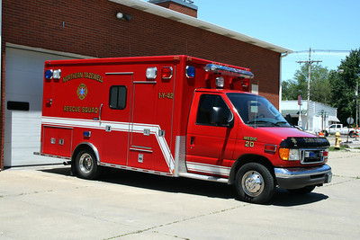 NORTHERN TAZEWELL  MEDIC 20
