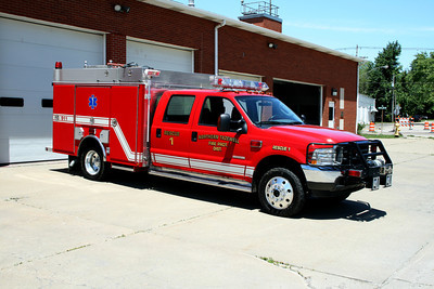 NORTHERN TAZEWELL  RESCUE 1