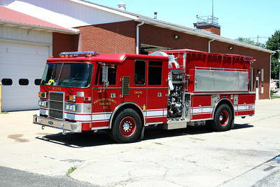NORTHERN TAZEWELL  ENGINE 4