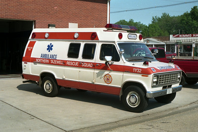 NORTHERN TAZEWELL AMBULANCE