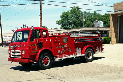 TREMONT ENGINE 65   1965 IHC V-190 - ALEXIS