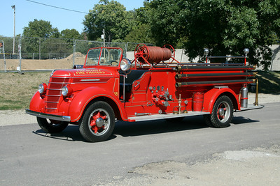 TREMONT FPD ENGINE 1938