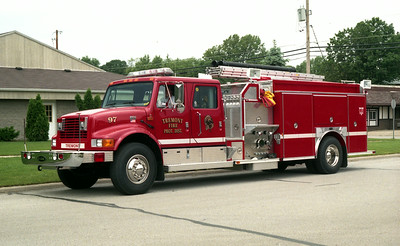 TREMONT ENGINE 97  IHC 4900 4DR - ALEXIS