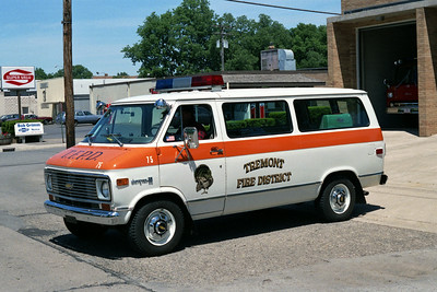 TREMONT RESCUE 75  CHEVY -