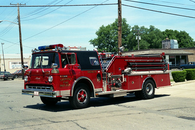 TREMONT ENGINE 79  1979 FORD C-8000 - ALEXIS