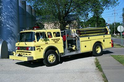 WASHINGTON ENGINE 3  FORD C-8000 - PIERCE