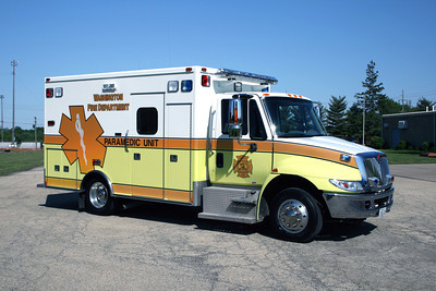WASHINGTON MEDIC 1  IHC 4300 - MEDTEC