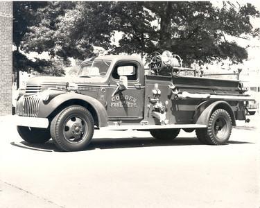 Cobden,IL  1946 Chevy General  500 - 200