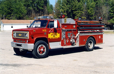 DONGOLA ENGINE 1432   CHEVY C60 -   FRANK WEGLOSKI PHOTO
