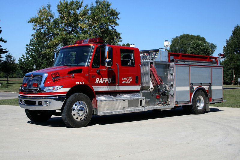 ROSSVILLE ENGINE 2