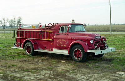 TILTON  ENGINE 1  GMC - AMERICAN  500-500
