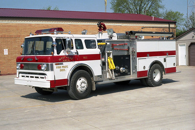 WESTVILLE AREA FPD ENGINE  FORD C