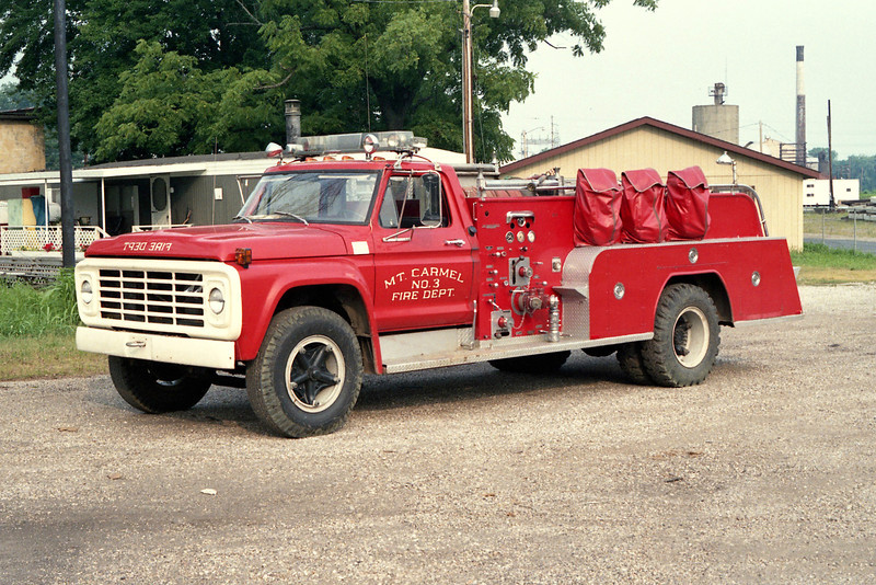 MT CARMEL FD  ENGINE 3