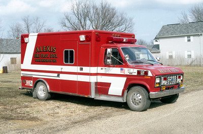 ALEXIS - NORTH HENDERSON  RESCUE 7  FORD E -