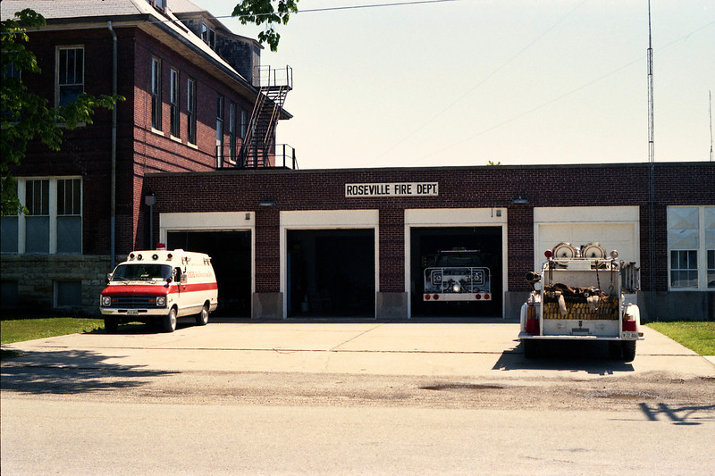 ROSEVILLE COMMUNITY FPD  STATION