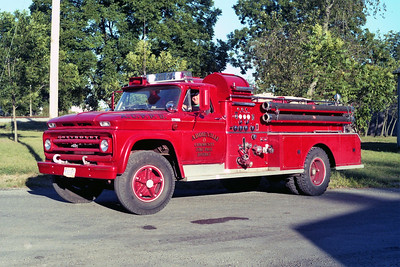 ADDIEVILLE  ENGINE 121   1966  CHEVY C80 - JOHN BEAN   500-500