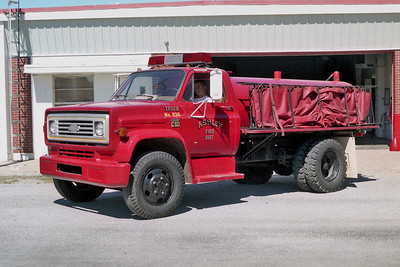 ASHLEY  TANKER 236   1974 CHEVY C60 - MIDSTATE TANK  0-1200