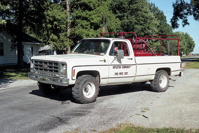 HOYLETON BRUSH 556  1979 CHEVY - FD BUILT  125-250