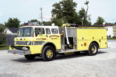IRVINGTON  ENGINE 620   1979 FORD C8000 - PIERCE   1000-1000   7681-D