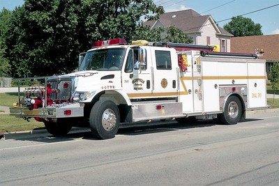 OKAWVILLE  ENGINE 3   2003 IHC 7400 - LUVERNE  1250-1050   # 11289