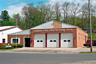 ALBANY FPD STATION  ORIGINAL