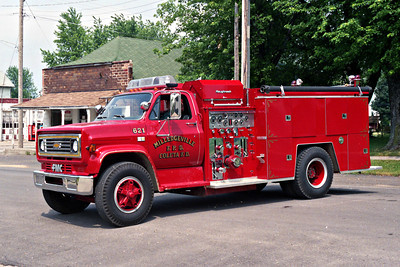 COLETA FIRE DISTRICT  ENGINE 621