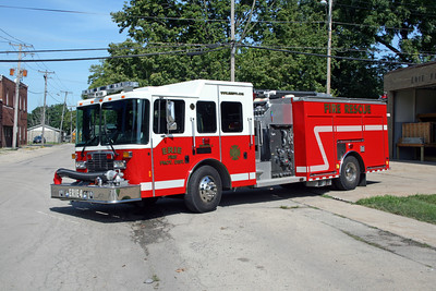 ERIE  ENGINE 4 2010 HME 1871 - ALEXIS  1500-1000 #2031