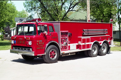 ERIE  ENGINE 5  1990 FORD CT-8000 - ALEXIS  750-2500  #1454