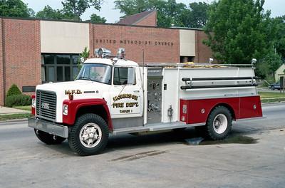 MORRISON  TANKER 1  1978 IHC LOADSTAR 1800 - FMC  250-1250