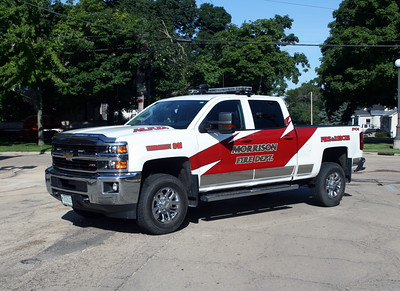 MORRISON CAR PC-1  2015 CHEVY 2500