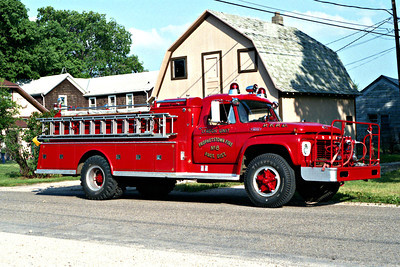 PROPHETSTOWN  LYNDON  UNIT  ENGINE 8