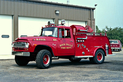 ROCK FALLS ENGINE 48  IHC
