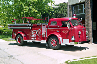 STERLING ENGINE 1  ALFCO 700 OFFICERS SIDE