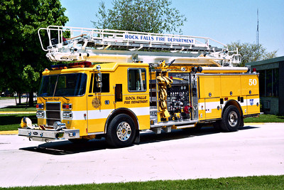 ROCK FALLS  ENGINE 50 TSQT