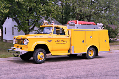 ROCK FALLS  RESCUE 49  DODGE