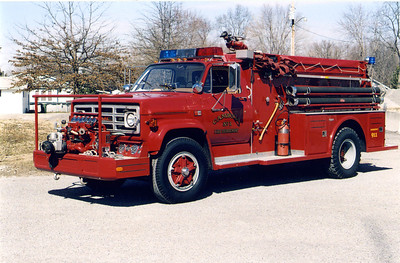 CAMBRIA  ENGINE 1  GMC - TOWERS     FRANK WEGLOSKI PHOTO