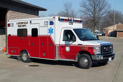 CARTERVILLE FD 5R22  2009 Ford E450 - Medec