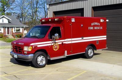 HERRIN  RESCUE 818  FORD E-350 -