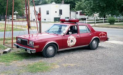 HERRIN FD   CAR   FORD CROWN VIC
