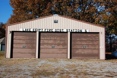 LAKE EGYPT FD  STATION 5   DAVID HORNACEK PHOTO