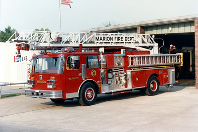 MARION   LADDER 1   DUPLEX - LTI 75'   PURCHASED OFF THE ST LOUIS FD CONTRACT