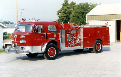 MARION  ENGINE 8   ALFCO  1000-500