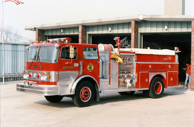 MARION  ENGINE 11    E-ONE