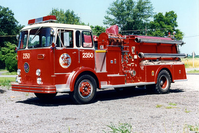 WILLIAMSON COUNTY ENGINE 2350   1959 CROWN  1000-1000    X-PIERCE COUNTY  FD DISTRICT 4,WA  F-1413
