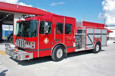 WILLIAMSON COUNTY FPD  ENGINE 2150  2014  FERRARA   1250-1750        DAVID HORNACEK PHOTO