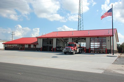 WILLIAMSON COUNTY FPD  STATION 1      DAVID HORNACEK PHOTO