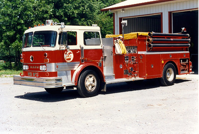 WILLIAMSON COUNTY ENGINE 2450   1963 HAHN   1000-1000  X-ALSAGE MANOR,PA  #54957