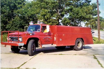 CHERRY VALLEY FPD  TANKER 575  FORD F -     JDS PHOTO